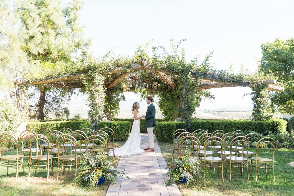 South Coast Winery Wedding Venue
